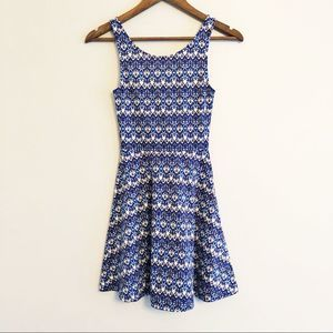 Divided by H&M | skater style tank dress size 2